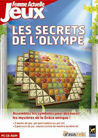 Femme Actuelles - Les Secret De L'olympe (French Version Only) (PC) PC Game