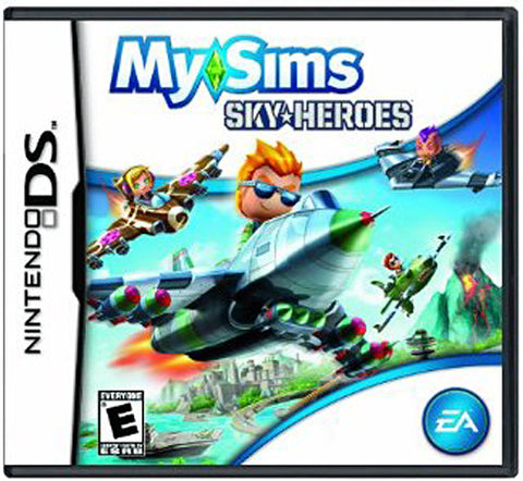 MySims Sky Heroes (Bilingual Cover) (DS) DS Game