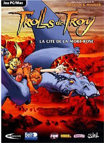 Trolls de Troy - La cite de la Mort rose (French Version Only) (PC) PC Game