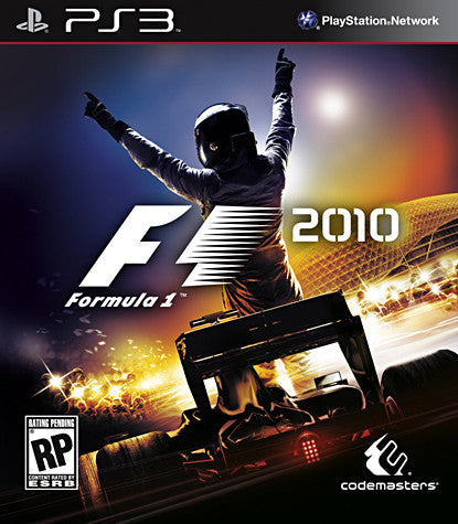 F1 2010 (PLAYSTATION3) PLAYSTATION3 Game