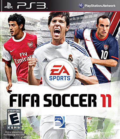 FIFA Soccer 11 (Bilingual Cover) (PLAYSTATION3) PLAYSTATION3 Game
