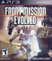 Front Mission Evolved (PLAYSTATION3)