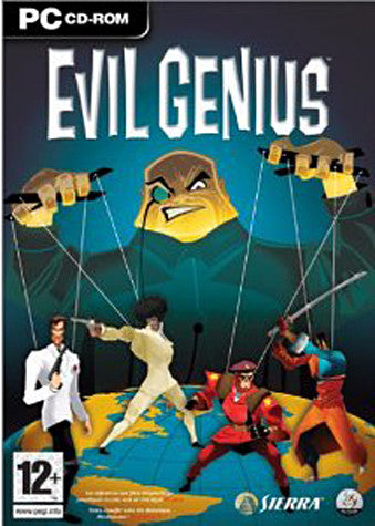 Evil Genius (French Version Only) (PC) PC Game