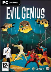 Evil Genius (French Version Only) (PC)