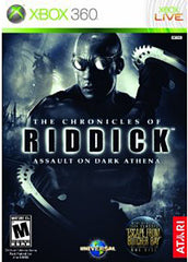 The Chronicles of Riddick - Assault On Dark Athena (XBOX360)