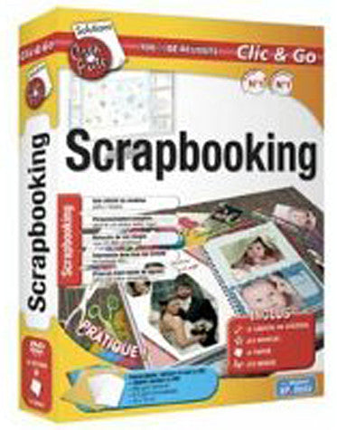 Scrapbooking (DVD + Le Papier) (French Version Only) (PC) PC Game