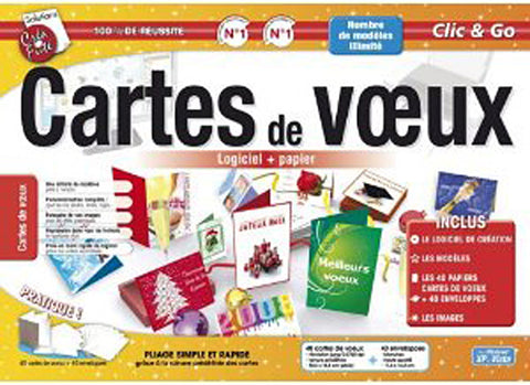 Cartes de Voeux (French Version Only) (PC) PC Game