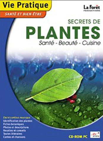 Vie Pratique - Secrets des Plantes (French Version Only) (PC) PC Game