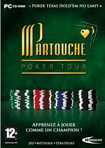 Partouche Poker Tour (French Version Only) (PC) PC Game