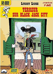 Lucky Luke - Terreur Sur Black Jack City (French Version Only) (PC)