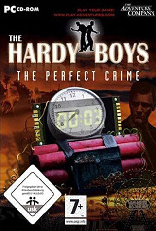 Hardy Boys - Le Crime Parfait (French Version Only) (PC) PC Game