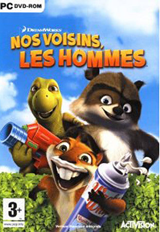 Nos Voisins, Les Hommes (French Version Only) (PC) PC Game