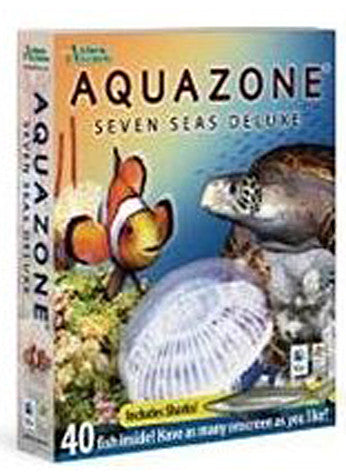 Aquazone Seven Seas Deluxe (PC) PC Game