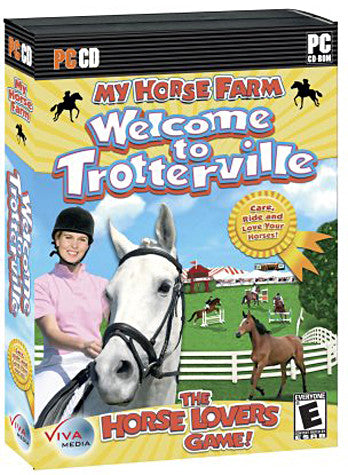 My Horse Farm - Welcome To Trotterville (PC) PC Game