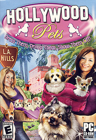 Hollywood Pets (PC) PC Game
