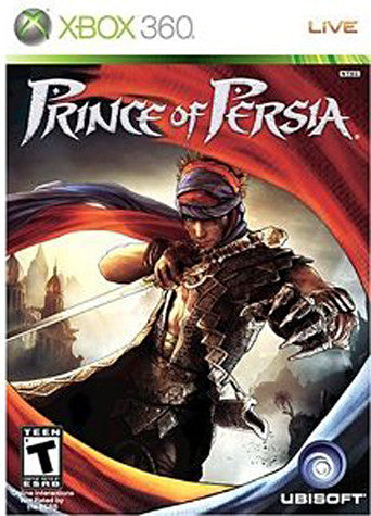 Prince of Persia (2008) (XBOX360) XBOX360 Game