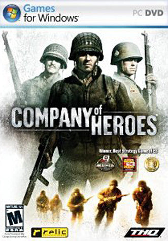 Company Of Heroes (PC) PC Game