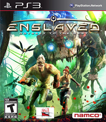 Enslaved - Odyssey to the West (PLAYSTATION3) PLAYSTATION3 Game
