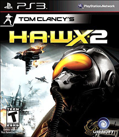 Tom Clancy's H.A.W.X 2 (PLAYSTATION3) PLAYSTATION3 Game