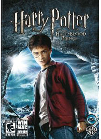 Harry Potter and the Half Blood Prince (PC) PC Game