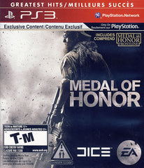 Medal of Honor (Bilingual Cover) (PLAYSTATION3)