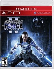 Star Wars - The Force Unleashed II (2) (Bilingual Cover) (PLAYSTATION3)