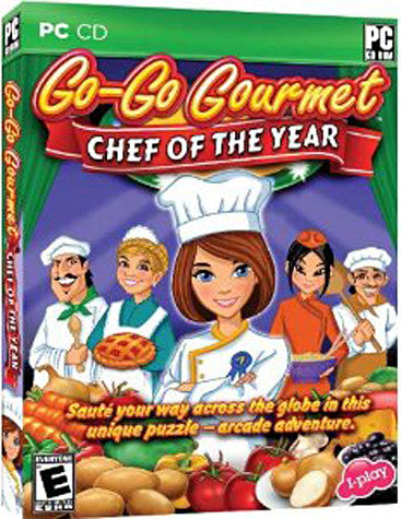 Go Go Gourmet- Chef of the Year (PC) PC Game