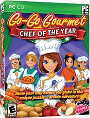 Go Go Gourmet- Chef of the Year (PC)