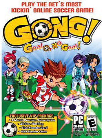 GONG - Goal Or No Goal! (PC) PC Game