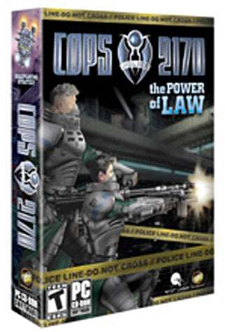 Cops Police 2170 - The Power Of Law (PC) PC Game