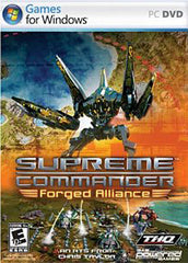 Supreme Commander - Forged Alliance (Limit 1 copy per client) (PC)