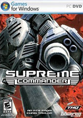 Supreme Commander (Limit 1 copy per client) (PC)