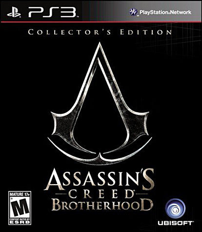 Assassin's Creed - Brotherhood Collector's Edition (PLAYSTATION3) PLAYSTATION3 Game