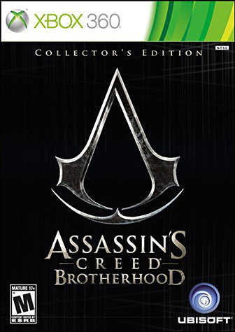 Assassin's Creed - Brotherhood Collector's Edition (XBOX360) XBOX360 Game