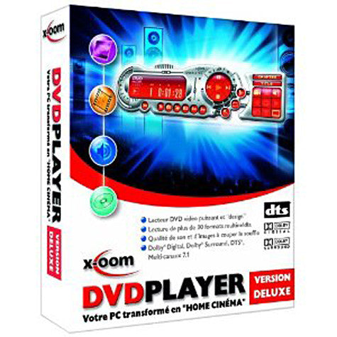 DVD Player Version Deluxe (French Version Only) (Jewel Case) (PC) PC Game
