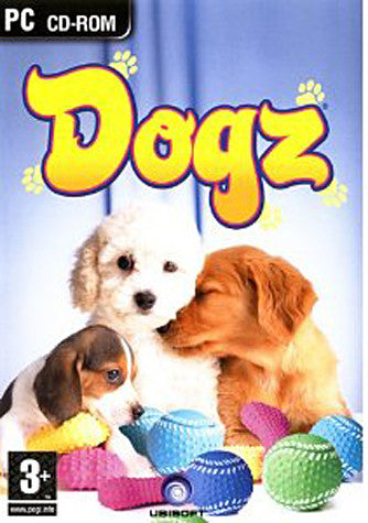 Dogz (French Version Only) (PC) PC Game