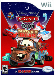 Cars Toon - Mater's Tall Tales (NINTENDO WII)