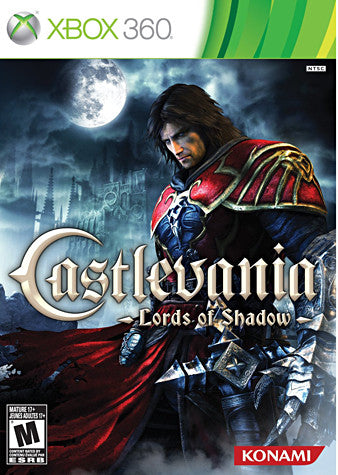 Castlevania - Lords of Shadow (XBOX360) XBOX360 Game