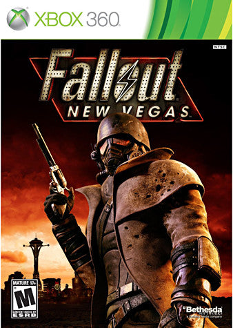 Fallout - New Vegas (XBOX360) XBOX360 Game