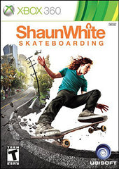 Shaun White - Skateboarding (Bilingual Cover) (XBOX360)