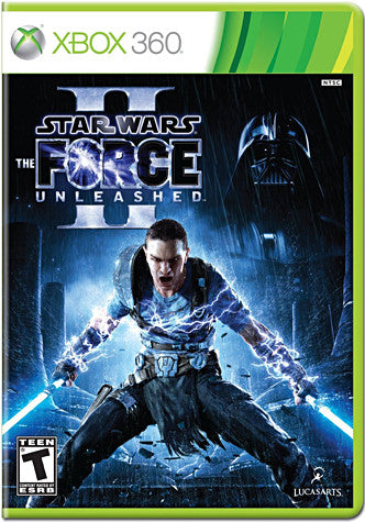 Star Wars - The Force Unleashed II (2) (XBOX360) XBOX360 Game
