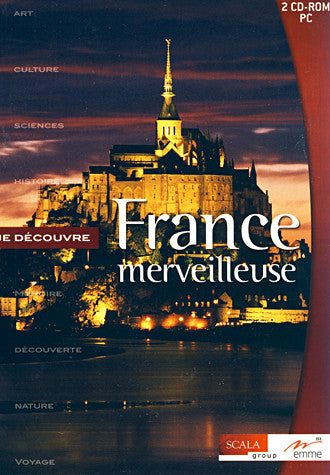 Je Decouvre France Merveilleuse (French Version Only) (PC) PC Game