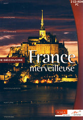 Je Decouvre France Merveilleuse (French Version Only) (PC)
