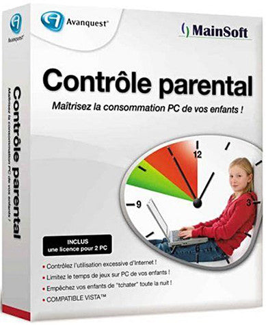 Controle Parental (French Version Only) (PC) PC Game