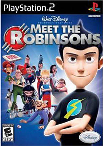 Meet the Robinsons (Limit 1 copy per client) (PLAYSTATION2) PLAYSTATION2 Game