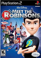 Meet the Robinsons (Limit 1 copy per client) (PLAYSTATION2)