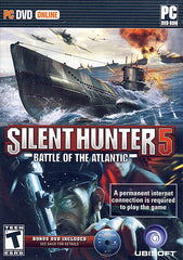 Silent Hunter 5 - Battle of the Atlantic (Limit 1 copy per client) (PC)