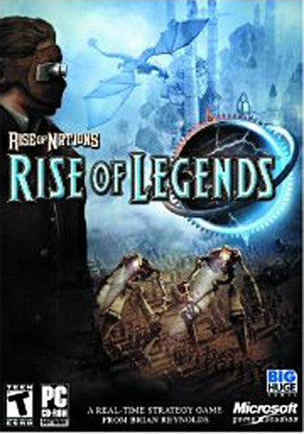 Rise Of Nations - Rise of Legends (PC) PC Game