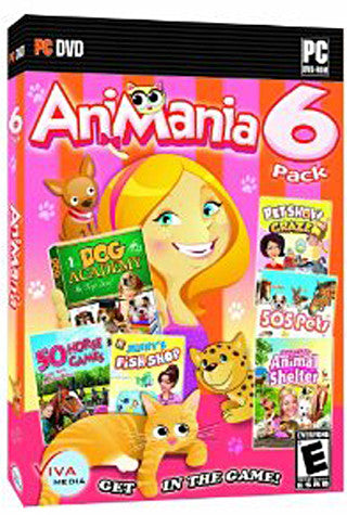 Animania - 6 Pack (PC) PC Game