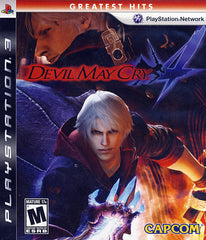Devil May Cry 4 (PLAYSTATION3)